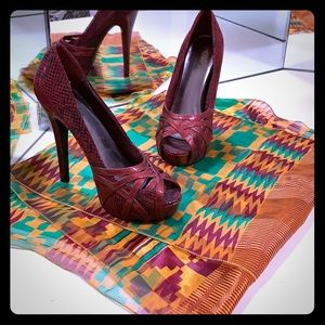 Royal queen shoes